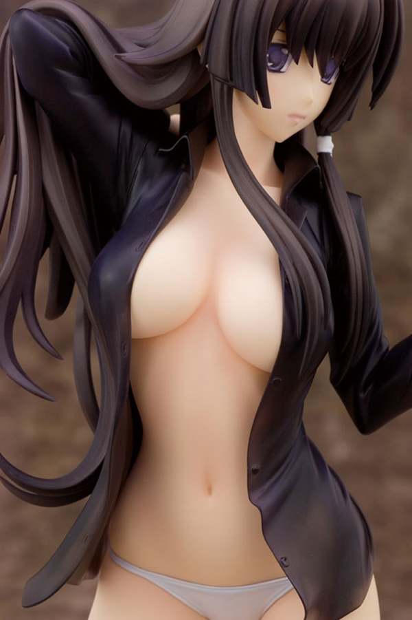Preview | Alphamax: Yui Takamura (Off Style Ver.) (2)