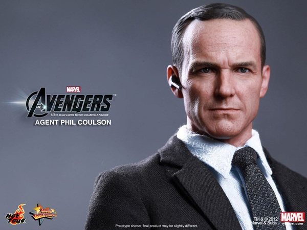 Preview | Hot Toys: Agent Phil Coulson (1)
