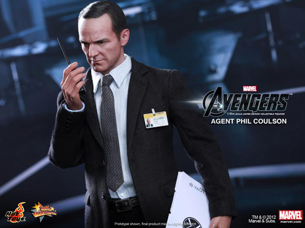 Preview | Hot Toys: Agent Phil Coulson (5)