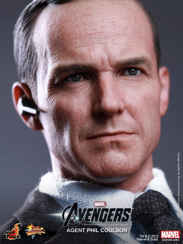Preview | Hot Toys: Agent Phil Coulson (6)