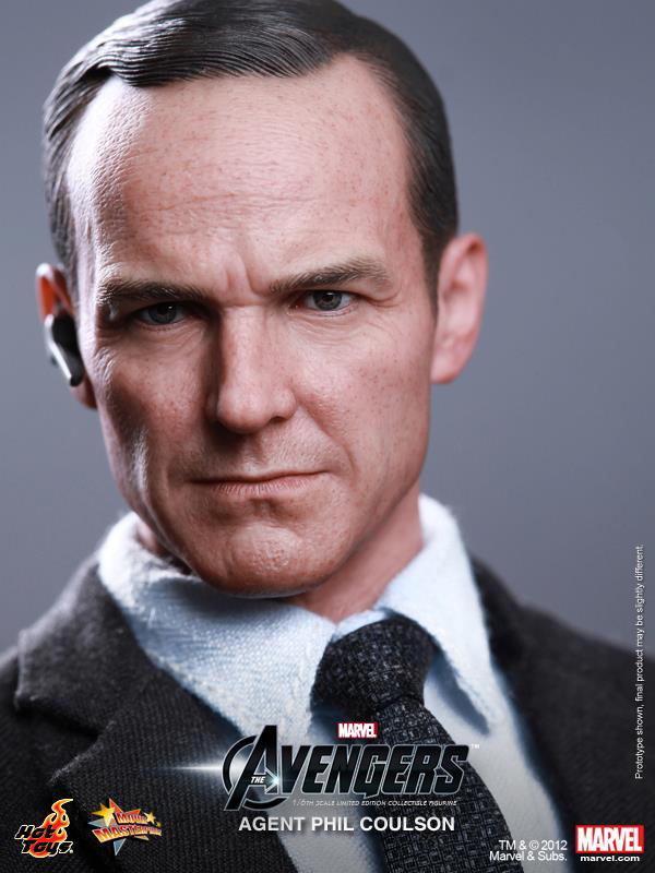 Preview | Hot Toys: Agent Phil Coulson (8)