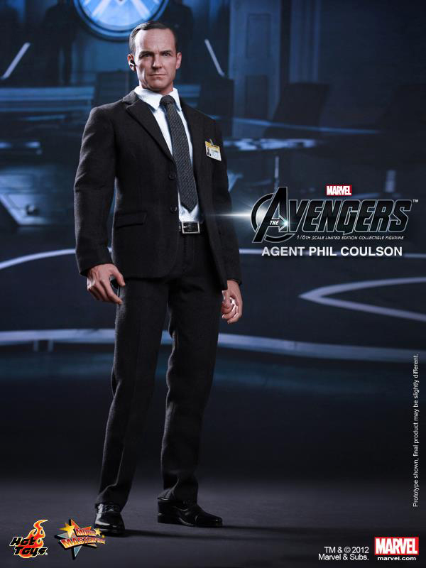 Preview | Hot Toys: Agent Phil Coulson (12)
