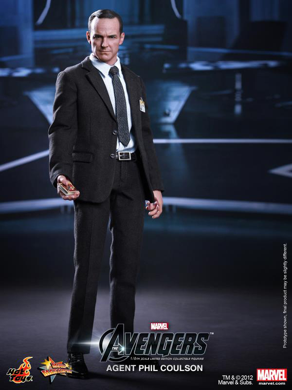 Preview | Hot Toys: Agent Phil Coulson (13)