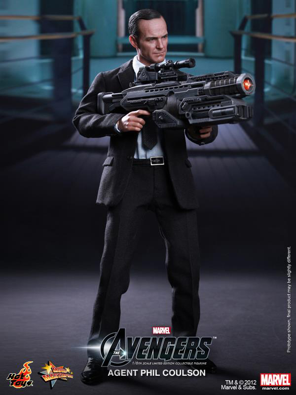 Preview | Hot Toys: Agent Phil Coulson (15)