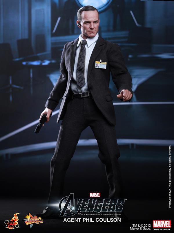 Preview | Hot Toys: Agent Phil Coulson (3)