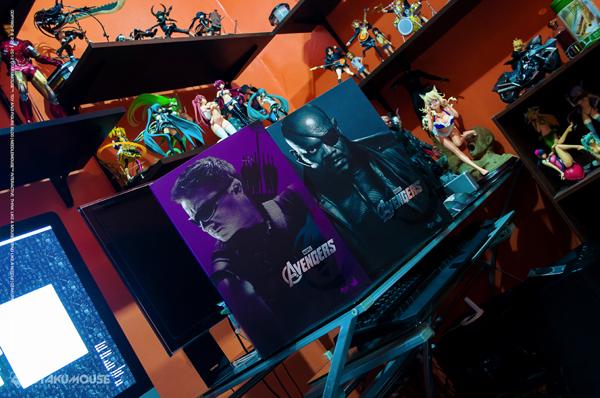 Hot Toys Hawkeye Get! (3)