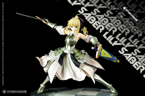 Review Teaser | GSC: Saber Lily (Distant Avalon) (1)