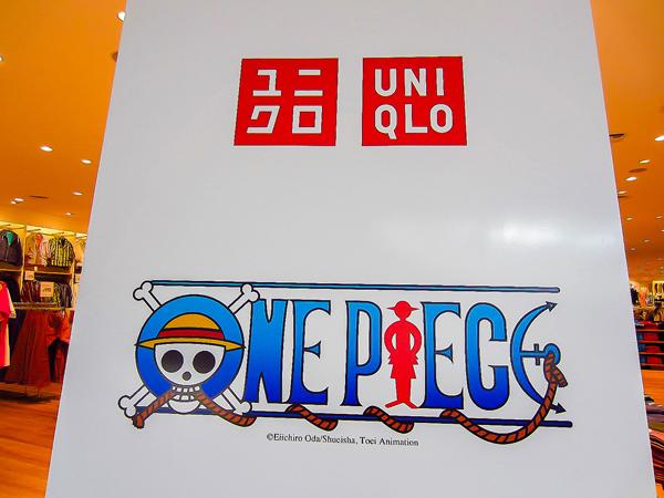 Uniqlo x One Piece (1)