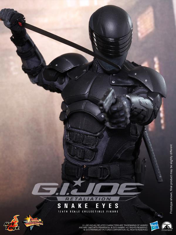 Preview | Hot Toys: Snake Eyes (1)