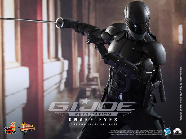 Preview | Hot Toys: Snake Eyes (6)