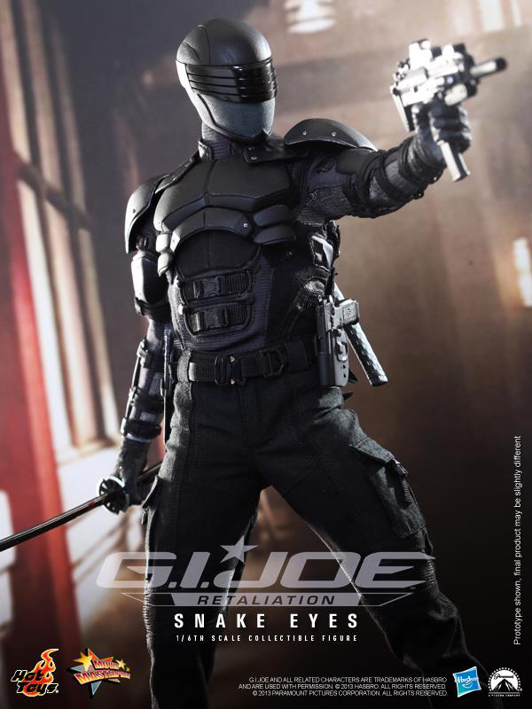 Preview | Hot Toys: Snake Eyes (7)