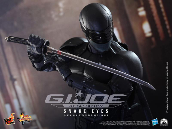 Preview | Hot Toys: Snake Eyes (2)