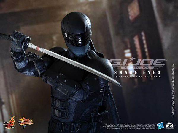 Preview | Hot Toys: Snake Eyes (8)
