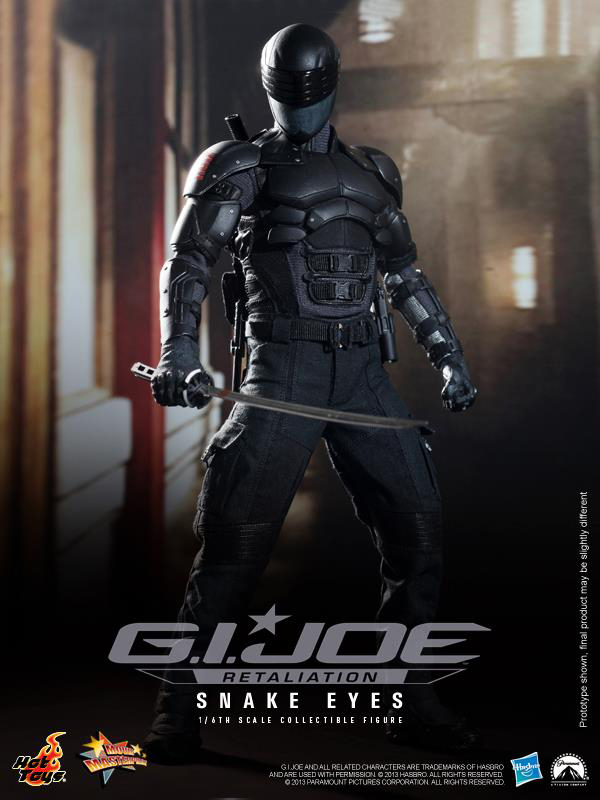 Preview | Hot Toys: Snake Eyes (9)