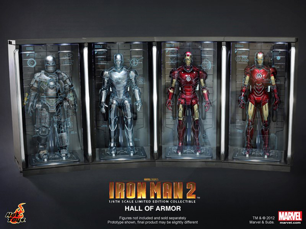 Preview | Hot Toys: Hall of Armor (4)
