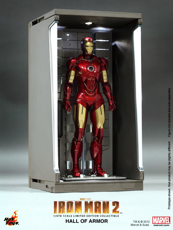Preview | Hot Toys: Hall of Armor (8)