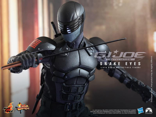 Preview | Hot Toys: Snake Eyes (10)