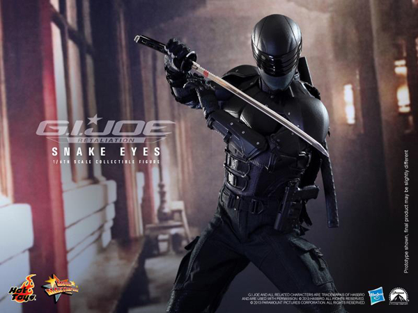 Preview | Hot Toys: Snake Eyes (12)
