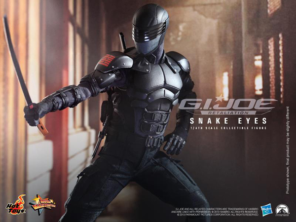 Preview | Hot Toys: Snake Eyes (14)