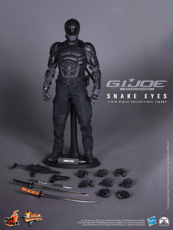 Preview | Hot Toys: Snake Eyes (15)
