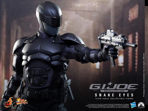 Preview | Hot Toys: Snake Eyes (3)