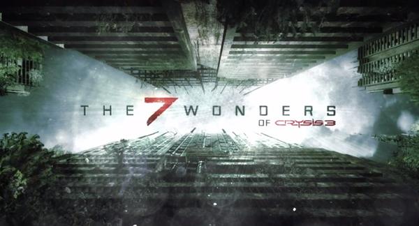The 7 Wonders of Crysis 3 (1)