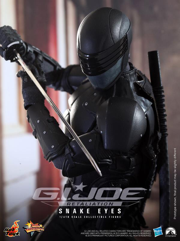 Preview | Hot Toys: Snake Eyes (5)