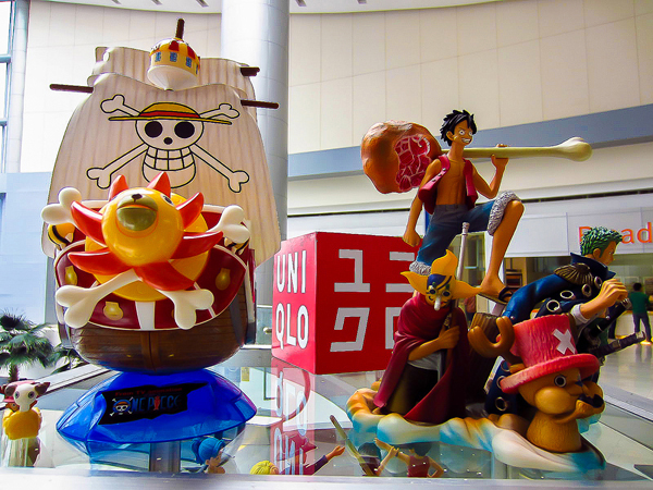 Uniqlo x One Piece (7)