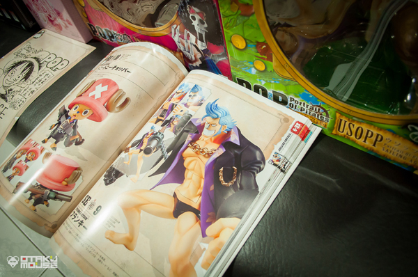 February 2013 Loots (Bishoujo Figures & One Piece P.O.P. Sailing Again) (6)