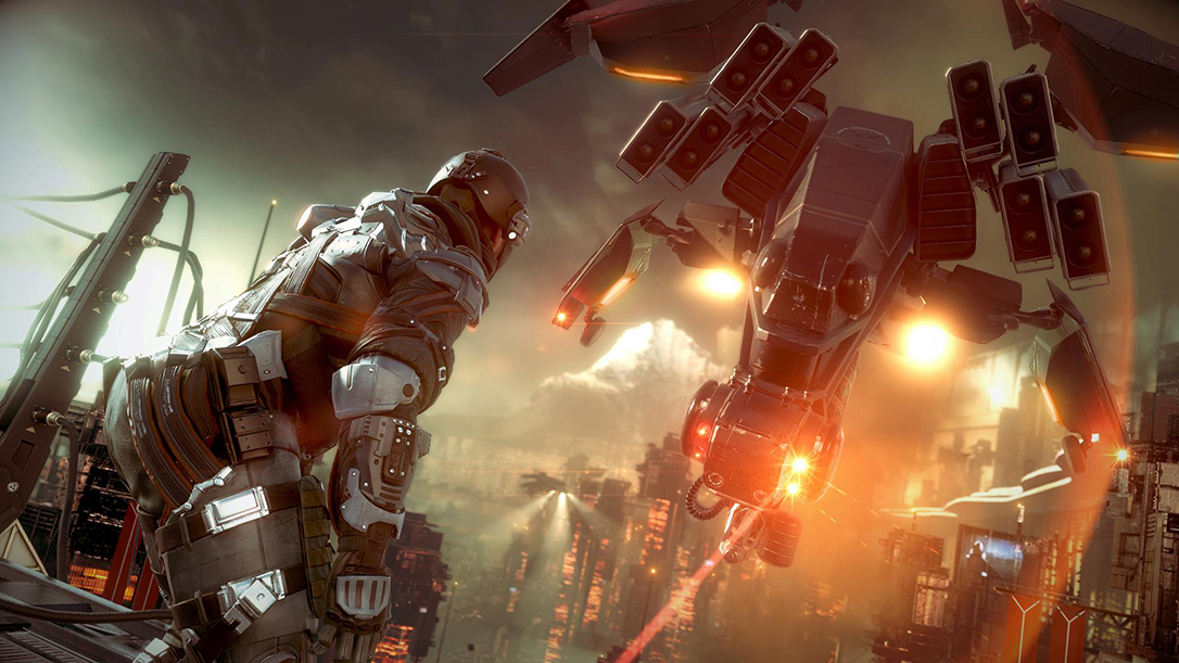 The Next-Gen Look of Killzone Shadow Fall (5)