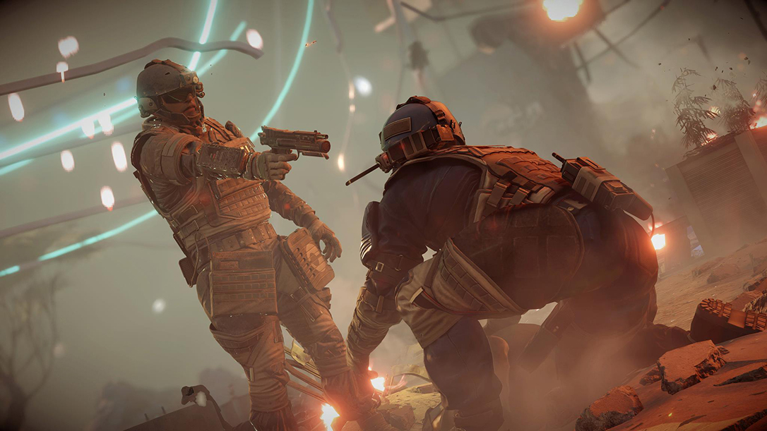 The Next-Gen Look of Killzone Shadow Fall (7)