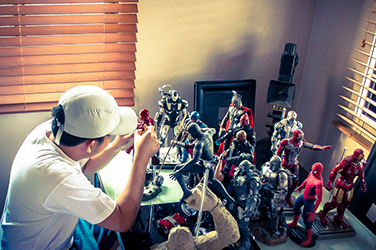 Hot Toys Figure Maintenance (5)