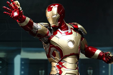 Preview   Hot Toys: Iron Man Mk XLII (Power Pose Series) (20)