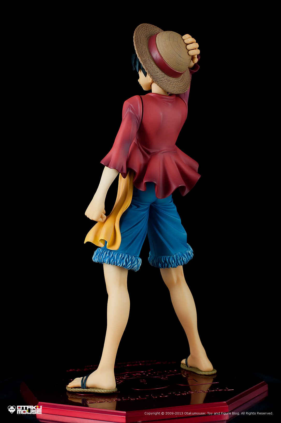 "Review | Megahouse: Monkey D. Luffy (Portrait Of Pirates ""Sailing Again"") (3)"