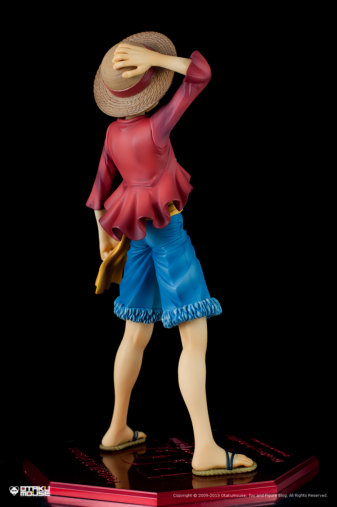 "Review | Megahouse: Monkey D. Luffy (Portrait Of Pirates ""Sailing Again"") (5)"