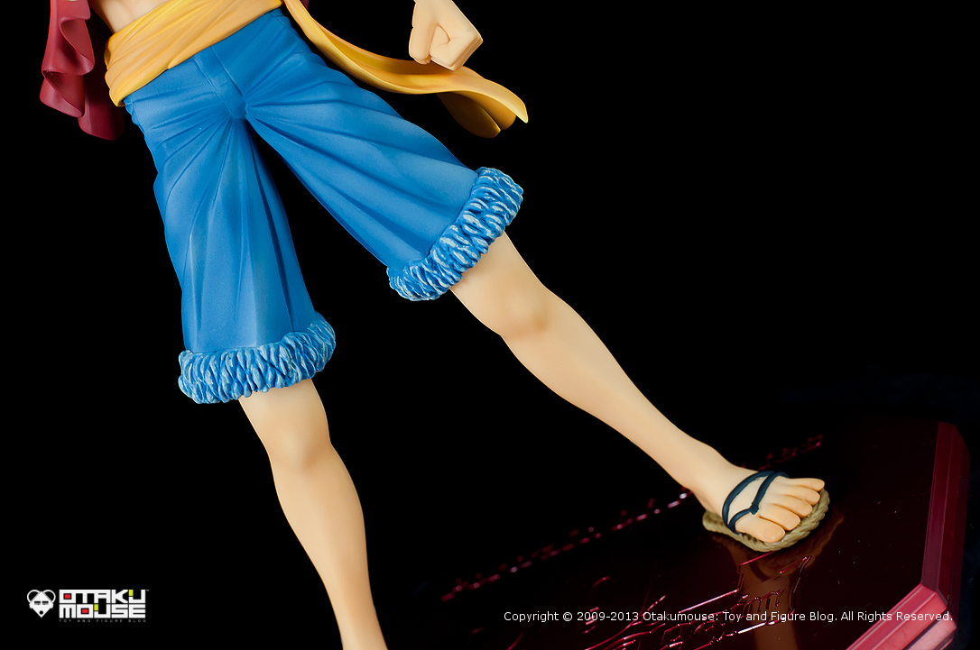 "Review | Megahouse: Monkey D. Luffy (Portrait Of Pirates ""Sailing Again"") (12)"
