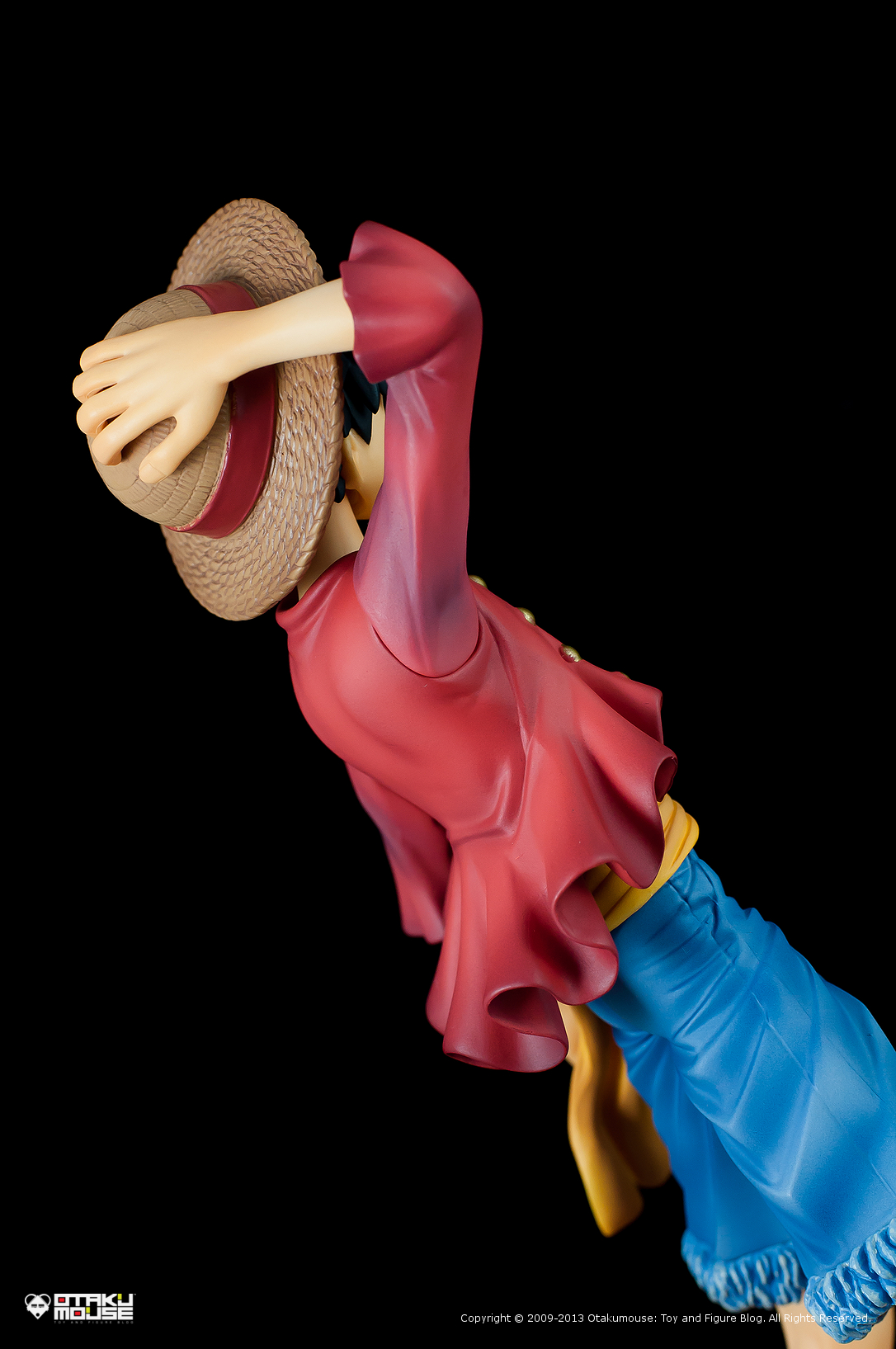"Review | Megahouse: Monkey D. Luffy (Portrait Of Pirates ""Sailing Again"") (14)"