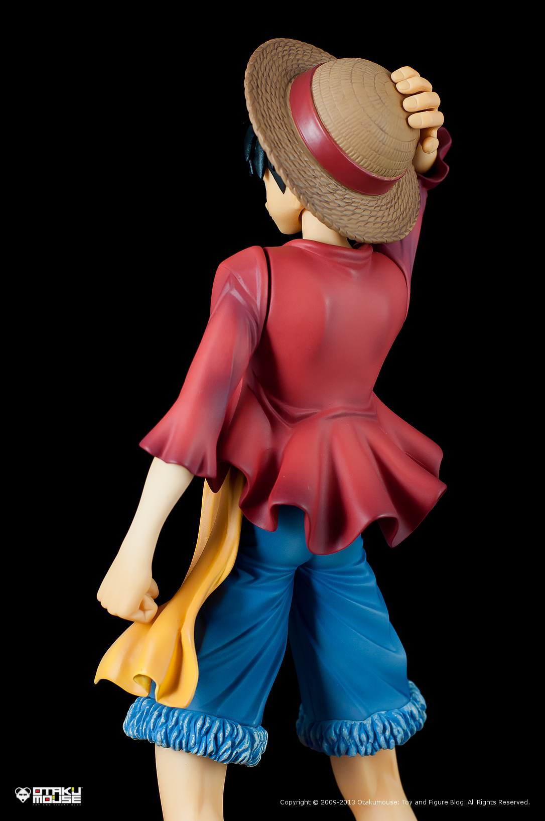 "Review | Megahouse: Monkey D. Luffy (Portrait Of Pirates ""Sailing Again"") (21)"