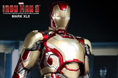 Preview | Hot Toys: Iron Man Mark XLII (Diecast) (16)