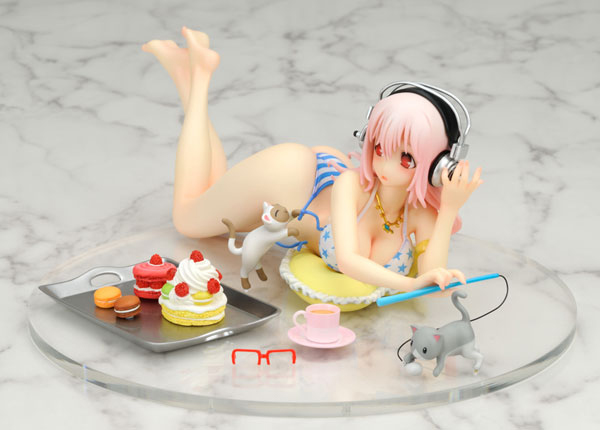 Preview | Arcadia: Sonico (Sweets & Bikini Ver.) (3)