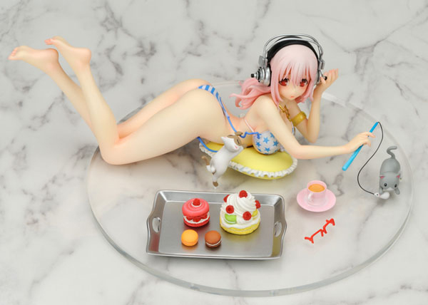 Preview | Arcadia: Sonico (Sweets & Bikini Ver.) (7)