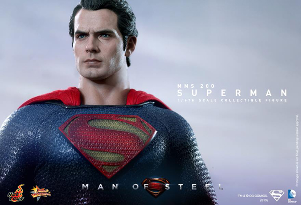 Preview | Hot Toys: Superman (Man Of Steel) (1)