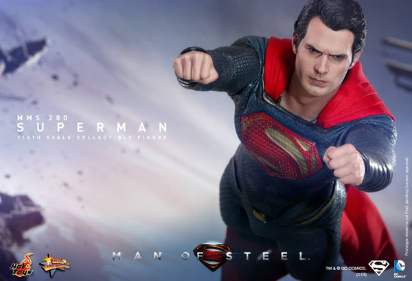 Preview | Hot Toys: Superman (Man Of Steel) (6)