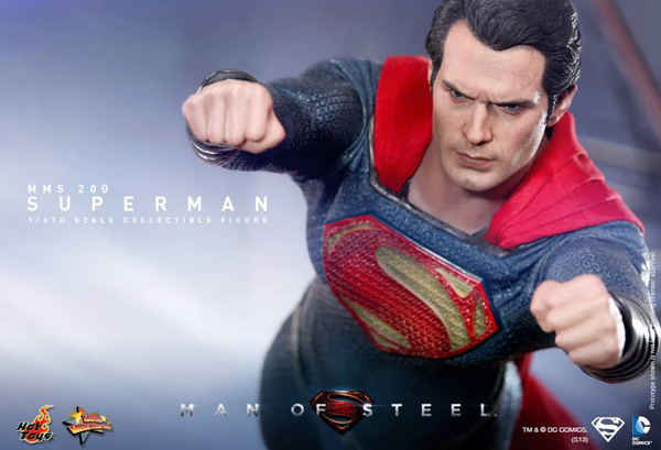 Preview | Hot Toys: Superman (Man Of Steel) (7)