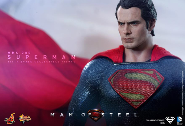 Preview | Hot Toys: Superman (Man Of Steel) (8)