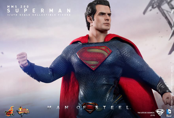 Preview | Hot Toys: Superman (Man Of Steel) (10)