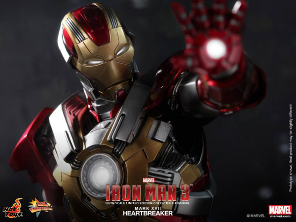 Preview | Hot Toys: Iron Man Mark XVII (Heartbreaker) (6)