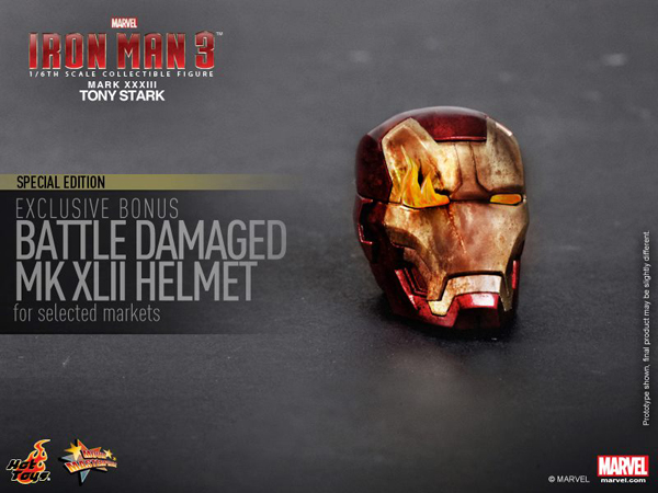 Preview | Hot Toys: Iron Man Mark XXXIII (Silver Centurion) (16)