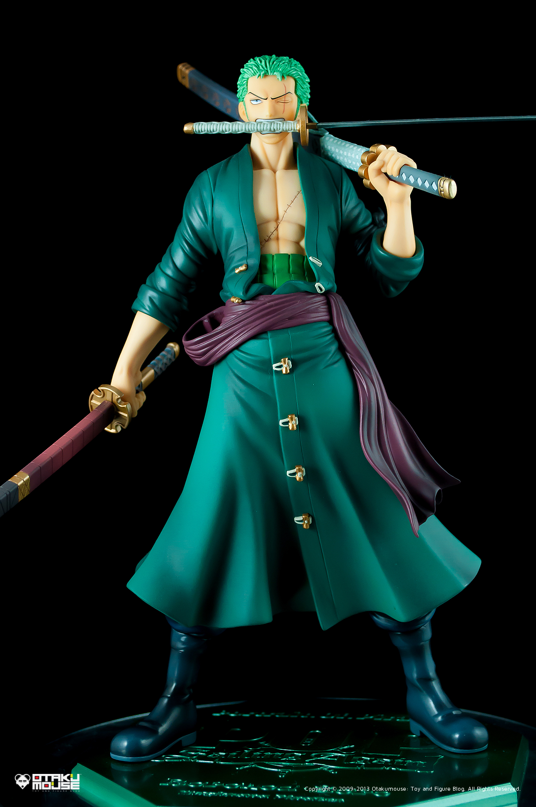"Review | Megahouse: Roronoa Zoro (Portrait of Pirates ""Sailing Again"") (1)"