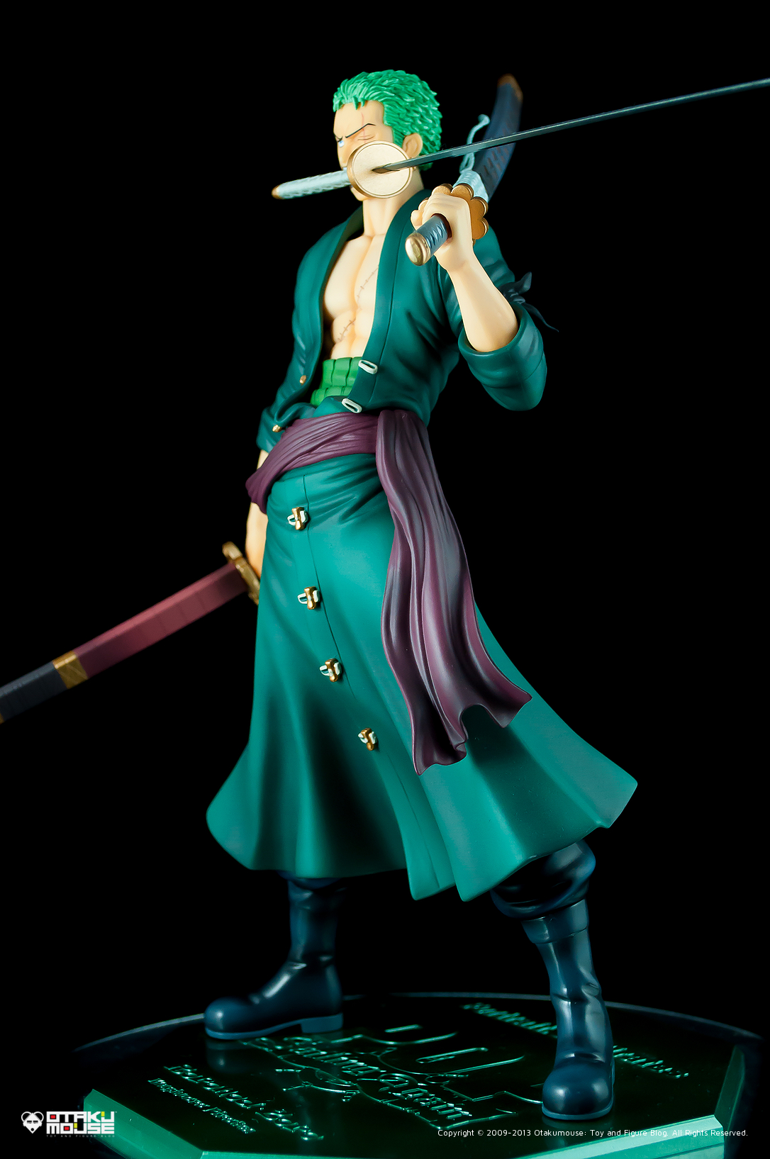 "Review | Megahouse: Roronoa Zoro (Portrait of Pirates ""Sailing Again"") (2)"